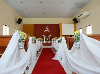 O casamento de LUANA e WZIEL 1