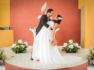 O casamento de LUANA e WZIEL