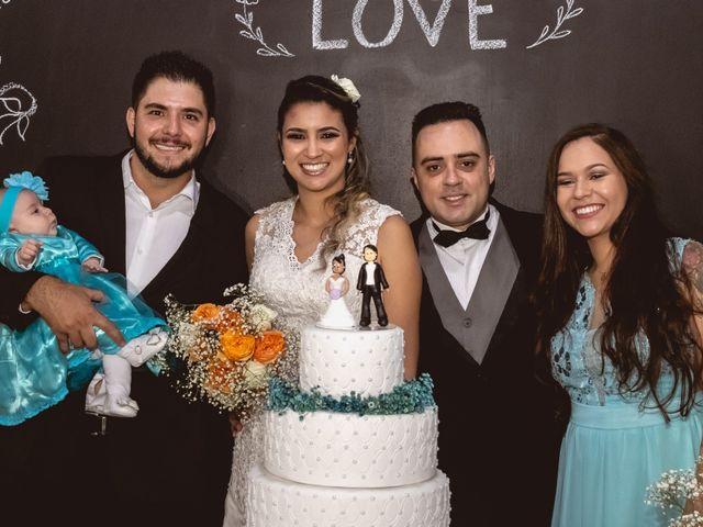 O casamento de Felipe e Bruna em Guarulhos, São Paulo 1