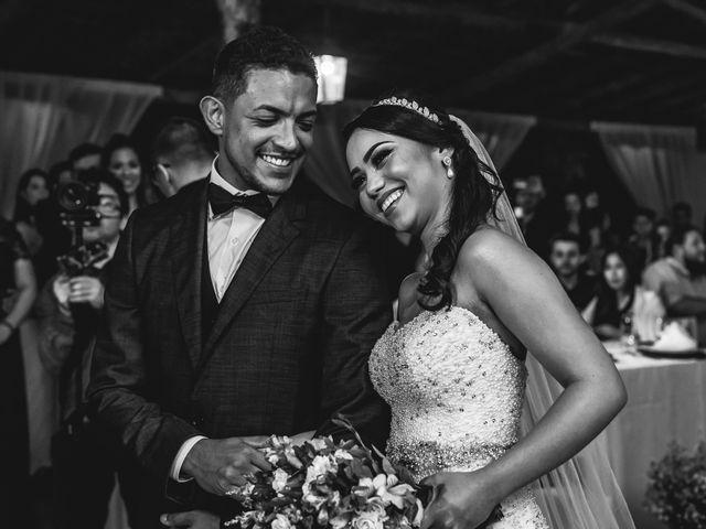 O casamento de Sara e Weslley