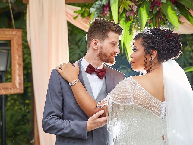 O casamento de Roberta e Issias
