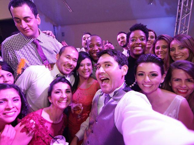 O casamento de Patricia e Mario