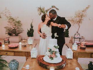 O casamento de Sabrina e Marcos