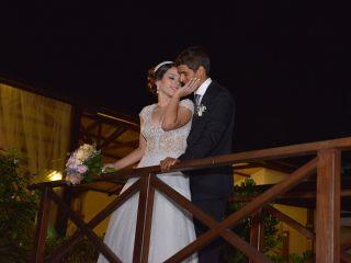 O casamento de Gabriela e Jeorge