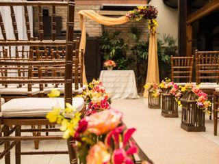 O casamento de Fabiana e Marcos 1