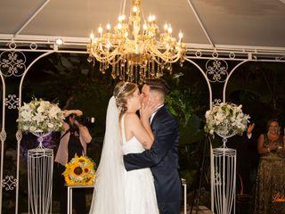 O casamento de Mariana e Cristian