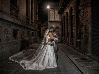O casamento de Suzanne e Brunno