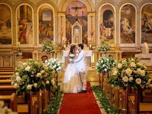 O casamento de Guilherme e Amanda em São Paulo, São Paulo 21