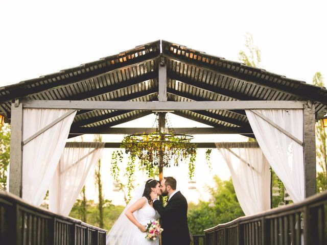O casamento de Amanda e Danilo