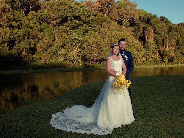 O casamento de Jessica e Junior
