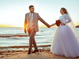 O casamento de Raquel e Henrique