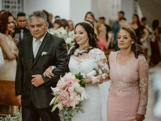 O casamento de Tâmara e Luiz 1