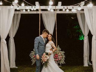 O casamento de Tâmara e Luiz