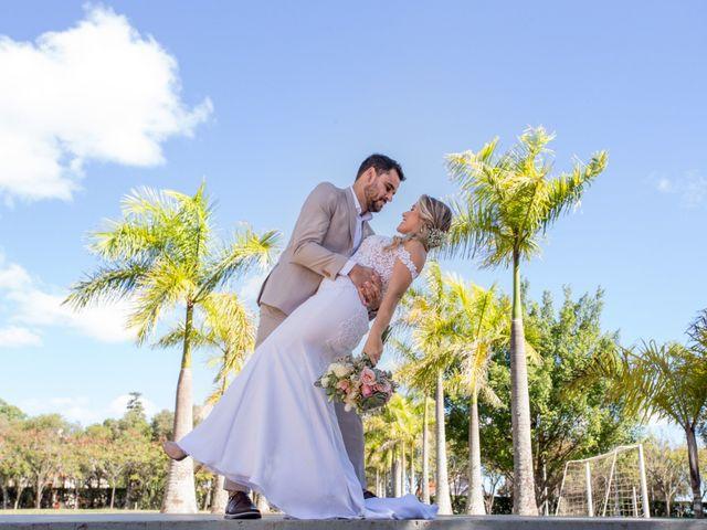 O casamento de Franciele e Renan