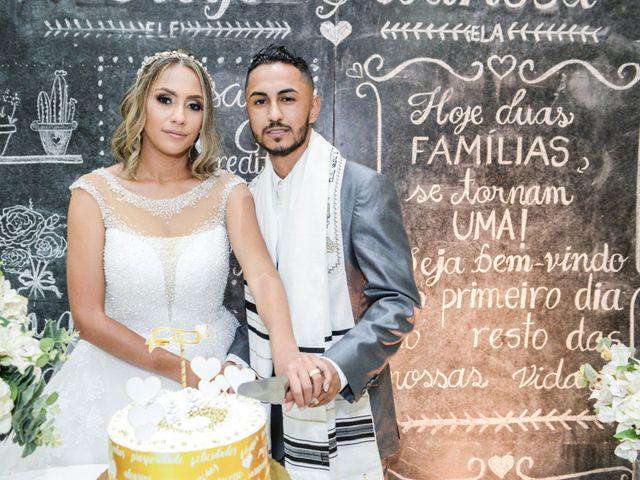 O casamento de Larissa e Diego