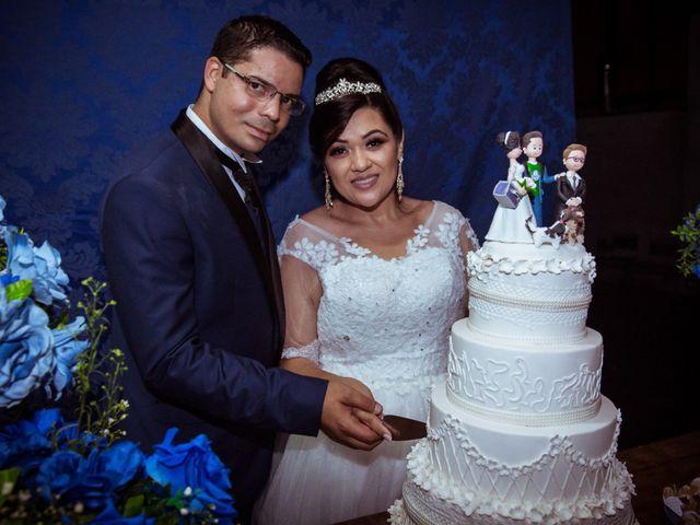O casamento de Renata e Jeferson