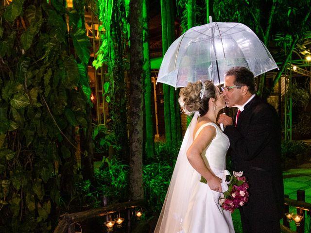 O casamento de Silene e John