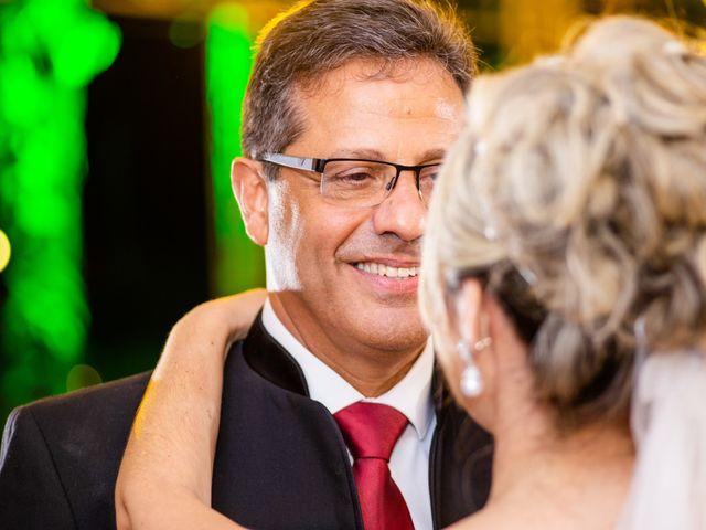 O casamento de John e Silene em Itapecerica da Serra, São Paulo 1