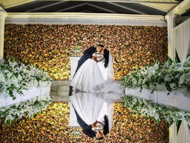 O casamento de Luanna e Julio