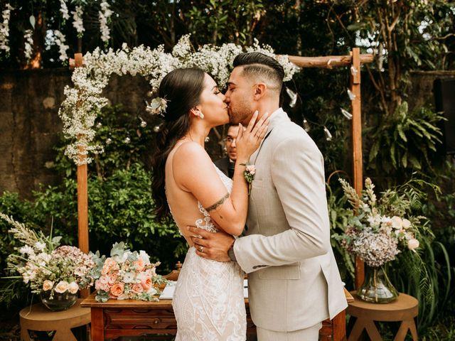 O casamento de Karoline e Paulo