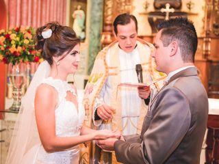 O casamento de Felipe e Simone