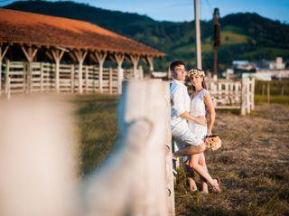 O casamento de Ariane e Kelvin 1