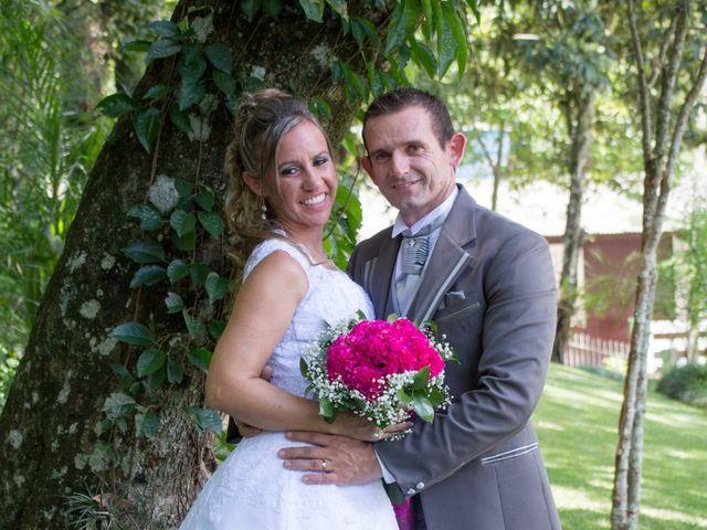 O casamento de Etiene e Douglas