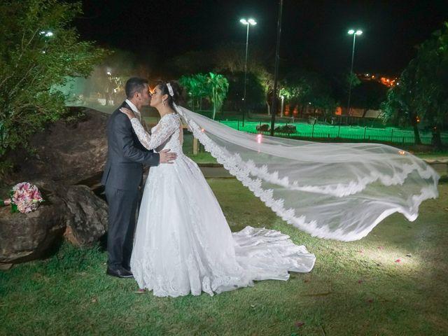O casamento de Marcelo e Eloina