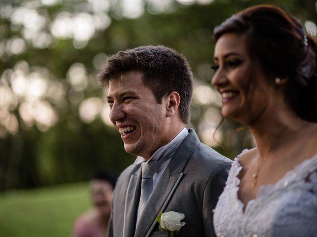O casamento de Hellen e Gesiel