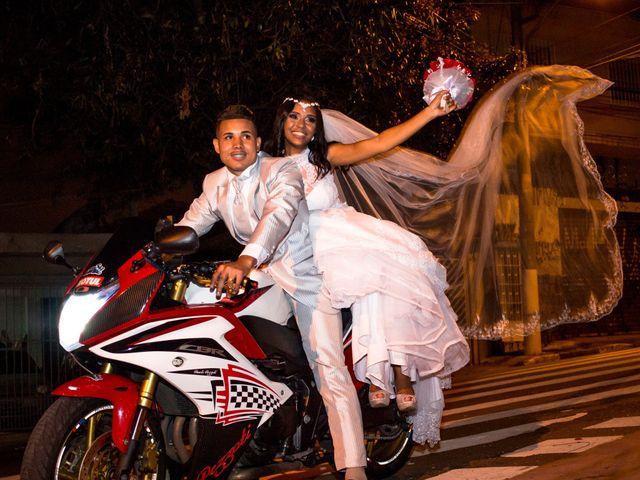 O casamento de Monique e Fabio