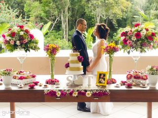 O casamento de Stefany e Tiago 1