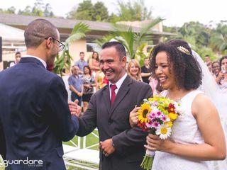 O casamento de Stefany e Tiago 2