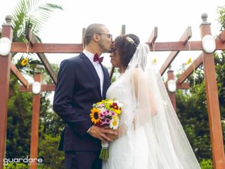 O casamento de Stefany e Tiago