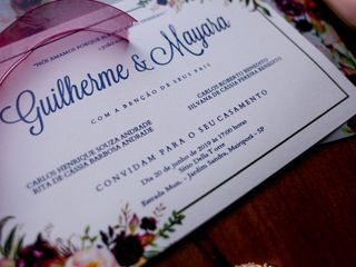 O casamento de Mayara e Guilherme 2