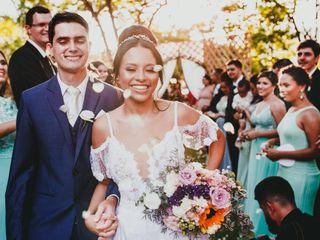 O casamento de Jaiane e Michel