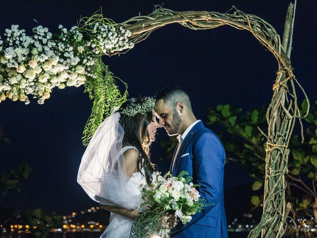 O casamento de Tallita e Micael
