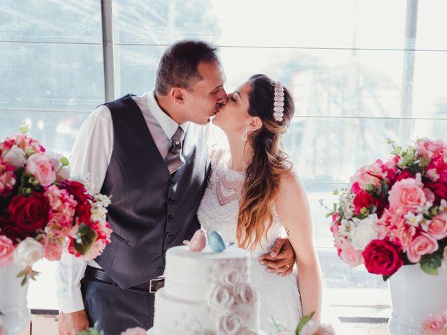 O casamento de Mayara e Cláudio