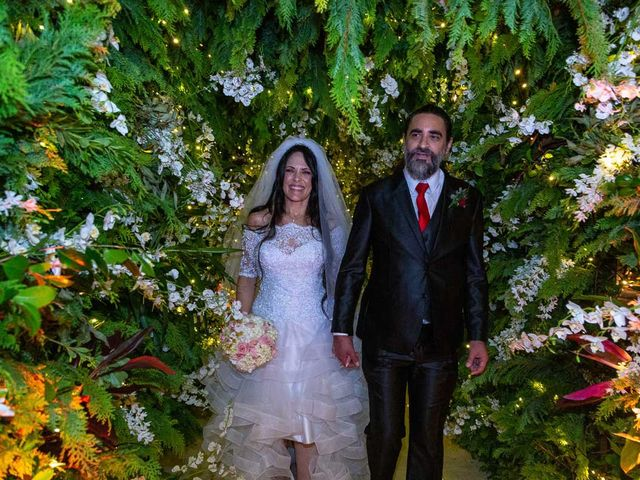 O casamento de Priscila e Roberto