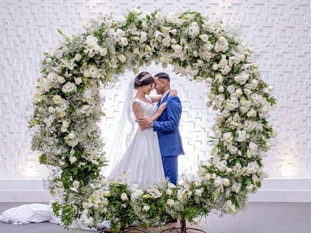 O casamento de Barbara e Alexandre