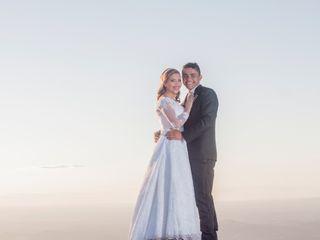 O casamento de Sara e Anderson