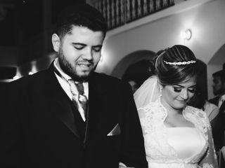 O casamento de Luiz e Clara