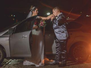 O casamento de Larissa e Uiliam