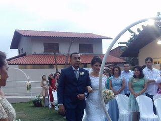 O casamento de Dani  e Cleiton 2