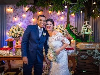 O casamento de Dani  e Cleiton