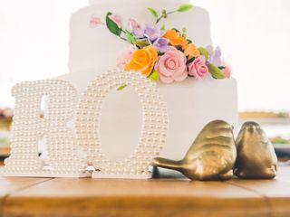 O casamento de Raquel e Oman 1