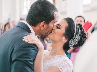 O casamento de Raquel e Oman