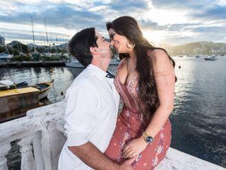 O casamento de Lorena e Marcos 1