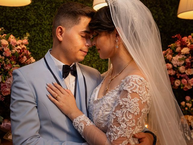 O casamento de Vanessa e Mateus
