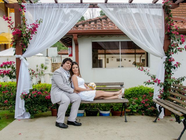 O casamento de Angélica e Marcelo