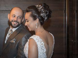 O casamento de Renata e Bruno